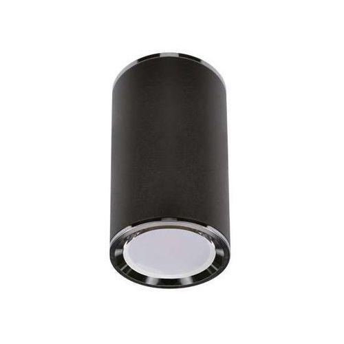 Spot LAMPA sufitowa MEGAN 03658 Ideus natynkowa OPRAWA tuba metalowy downlight czarny (1000000553895)