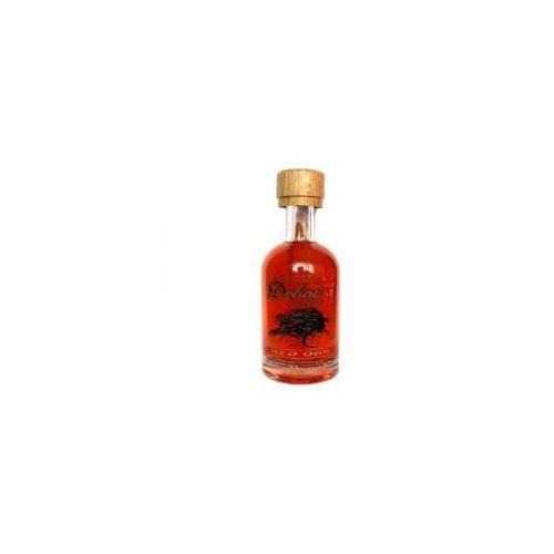 Dębowa polska Wódka dębowa red oak miniaturka 0,05l