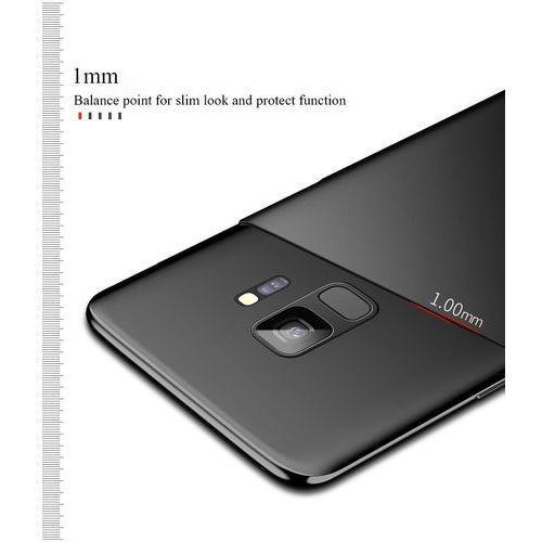 Etui MSVII do Samsung Galaxy S9 Plus Black (6923878265019)