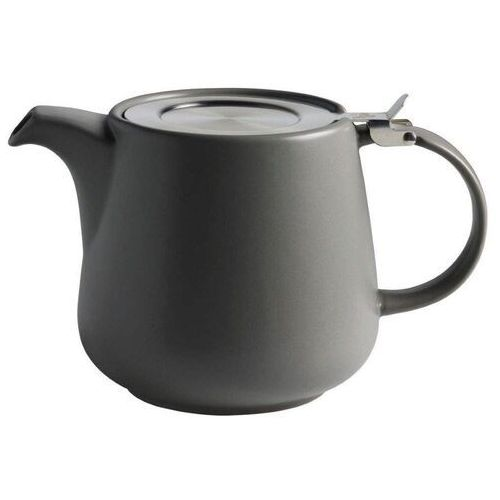 Maxwell & williams - tint - dzbanek do herbaty, grafitowy, 1,20 l (9315121753621)