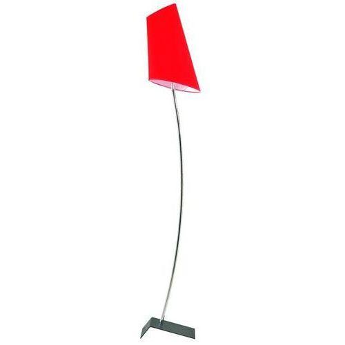 Lampa podłogowa Victoria czerwona - Czerwony, kolor Czerwony