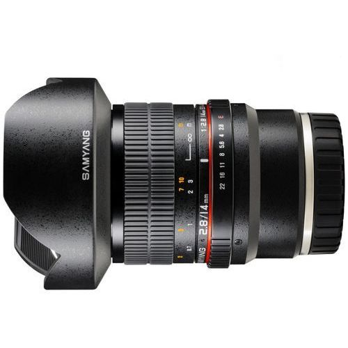 Samyang 14 mm f/2.8 IF ED UMC Aspherical / Micro 4/3 (8809298884000)