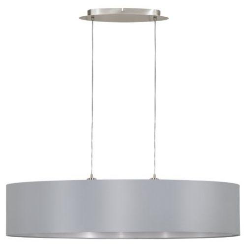 lampa wisząca MASERLO szara 100 cm, EGLO 31617