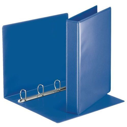 Segregator ofertowy Esselte Panorama 49715 A4/50/4ringi niebieski