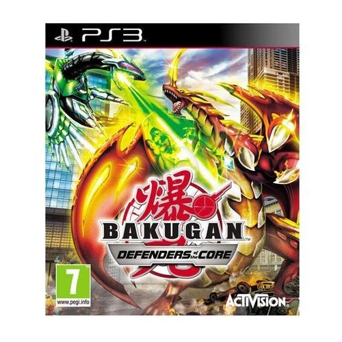Bakugan Defenders Of The Core (PS3)