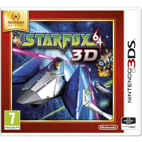 Nintendo gra 3DS Star Fox 64 3D (Select)