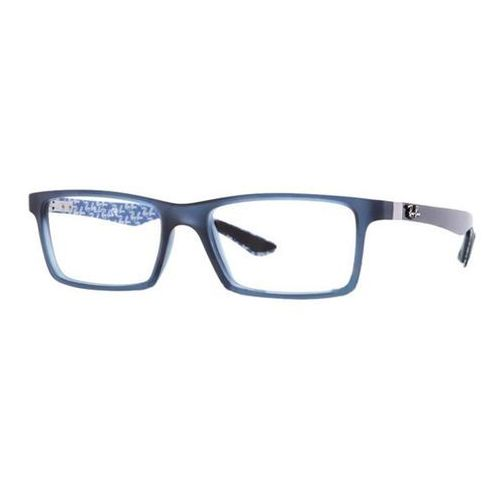 Okulary korekcyjne tech rx8901 carbon fibre 5262 marki Ray-ban
