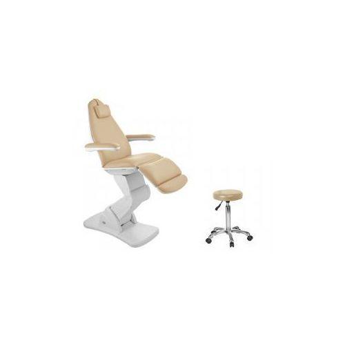 Fotel kosmetyczny elektr. 2244 beżowy marki Vanity_a