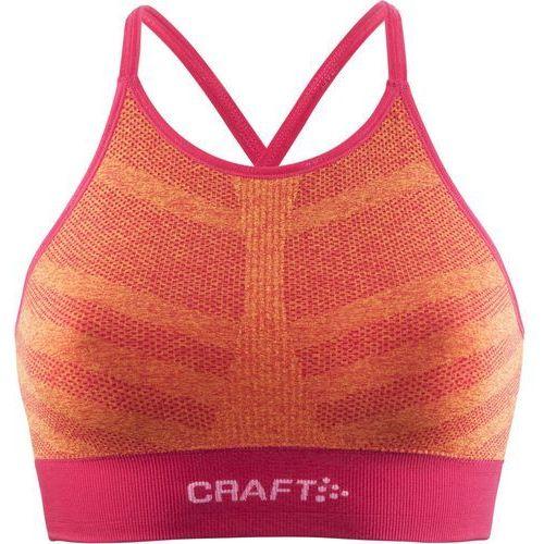Craft Biustonosz sportowy Comfort Low Pink XS (7318572652347)