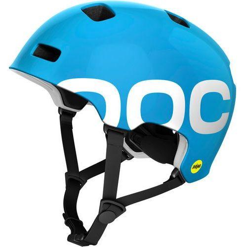 POC Crane MIPS Kask rowerowy niebieski 55-58cm 2018 Kaski rowerowe (7325540635226)