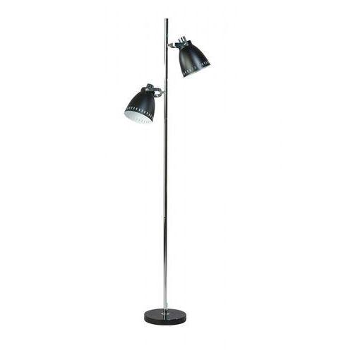 Lampa podłogowa Acate retro czarna ETH