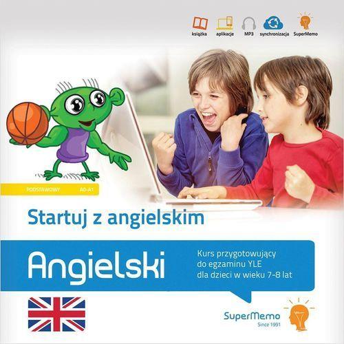 Startuj z angielskim Kurs przygotowujący do egzaminu YLE dla dzieci w wieku 7-8 lat - Warżała-Wojtasiak Magdalena, Wojtasiak Wojciech, Jankowiak Alicja (9788379840984)