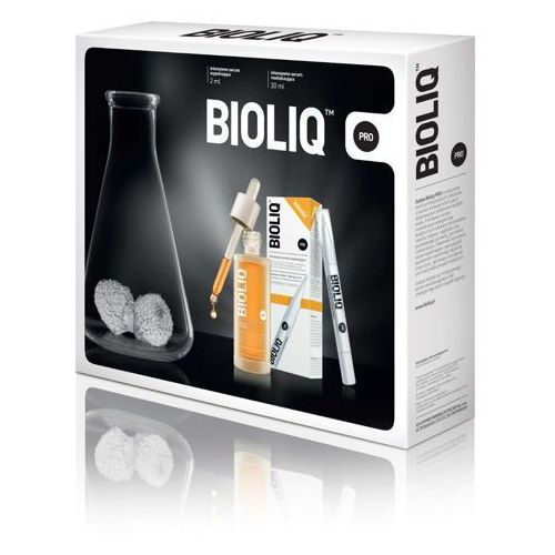 BIOLIQ PRO Intensywne serum wypełniające 2ml + Intensywne serum rewitalizujące 30ml z kategorii Serum do twarzy