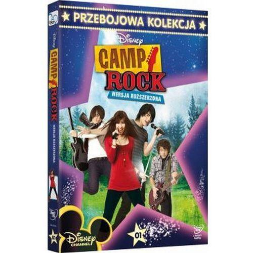 Film CDP.PL Camp Rock (Przebojowa Kolekcja)