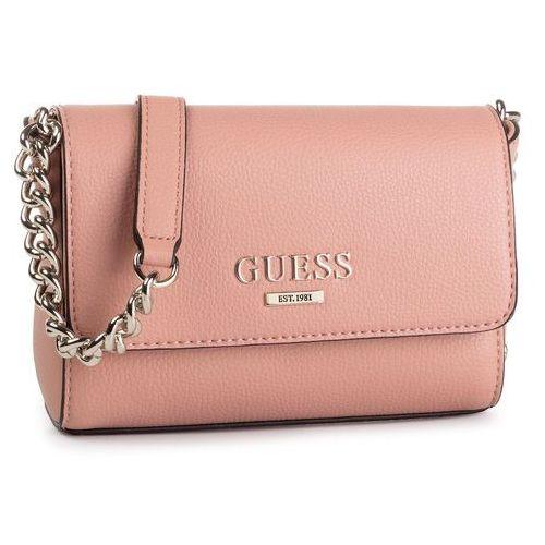 Torebka GUESS - Alma (VG) Mini-Bags HWVG74 01780 RWO, kolor różowy