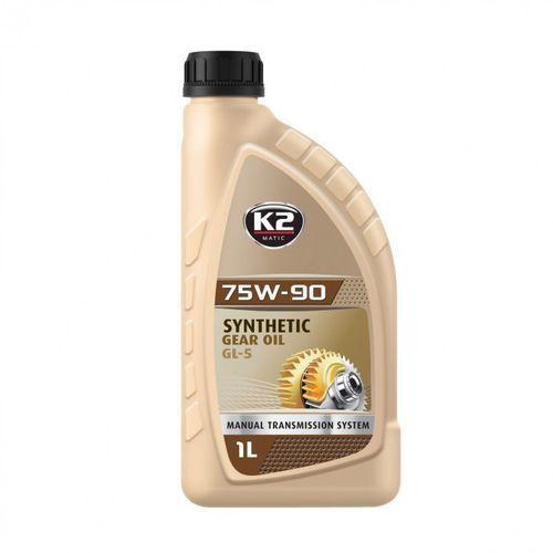 Olej matic 75w90 gl-5 synthetic marki K2