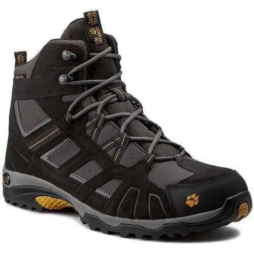 Jack wolfskin Trekkingi - vojo hike mid texapore men 4011361 burly yellow