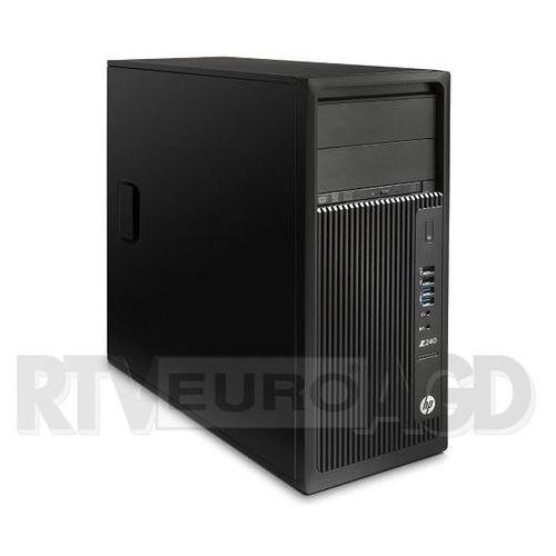 HP Z240 Tower Intel Core i7-6700 8GB 1TB W7/W10 Pro - produkt w magazynie - szybka wysyłka!