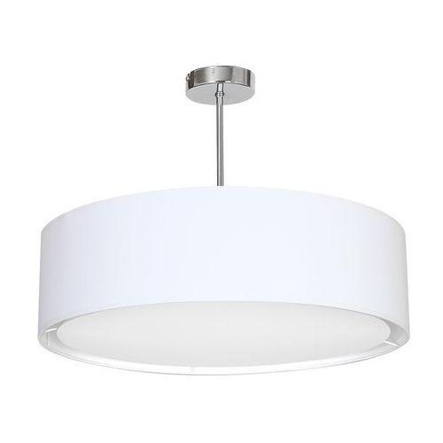 Plafon Luminex Shade 2 White 6915 lampa sufitowa 3x60W E27 biały / chrom (5907565969153)