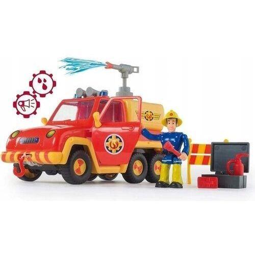 Strażak sam pojazd venus z figurką