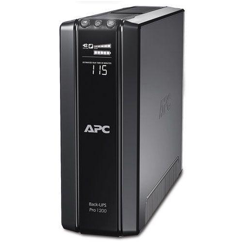 Zasilacz awaryjny ups power saving back-ups pro 1200va marki Apc