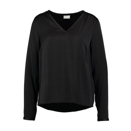 vicava vneck bluzka black marki Vila