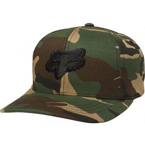 czapka z daszkiem junior legacy flexfit camo marki Fox