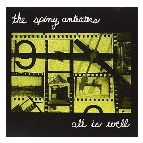 Spiny Anteaters, The - All Is Well, KRANK04