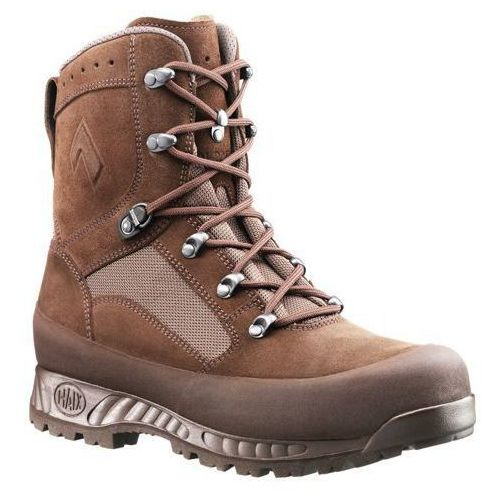 "Haix Buty boots high liability brown nubuck wysokie 8"" 14.00/48.0-w - 206251-br 13.0-w (2010000011850)"