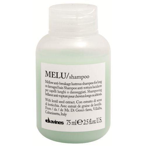 Davines melu - szampon do włosów kruchych i łamliwych 75ml