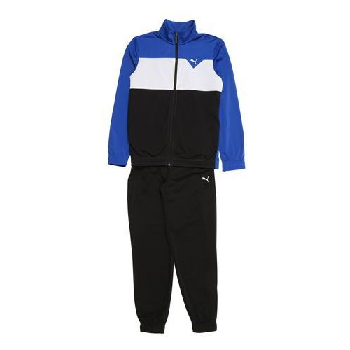 Puma strój treningowy 'tricot suit i b' niebieski / czarny / biały (4060978247582)