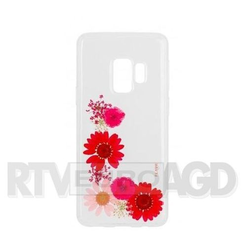 Flavr Etui iplate real flower sofia do samsung galaxy s9 wielokolorowy (31551) (4029948070759)