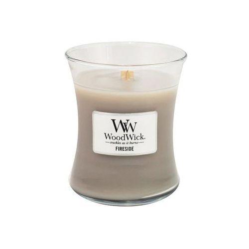 Woodwick Świeca core fireside średnia