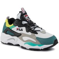 Sneakersy FILA - Ray Tracer 1010685.13C Black/Everglade/Acid Lime