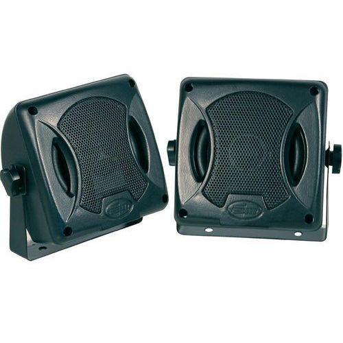 Głośnik Boschmann PR-222, 80 W, 4 Ohm, 2-drożny, 91 dB, 75- 18 000 Hz, 2 szt.