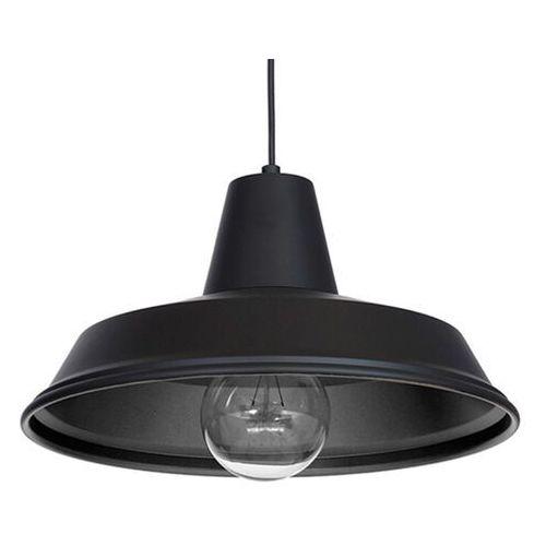 Luminex Lampa wisząca class, czarna/czarna
