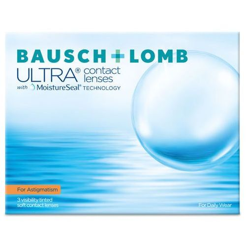 Bausch+lomb ultra for astigmatism 3 szt.