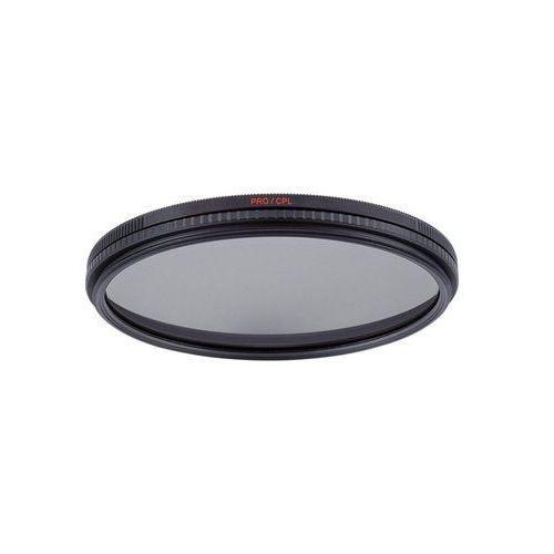 Manfrotto professional filtr polaryzacyjny kołowy 77mm (8024221636369)