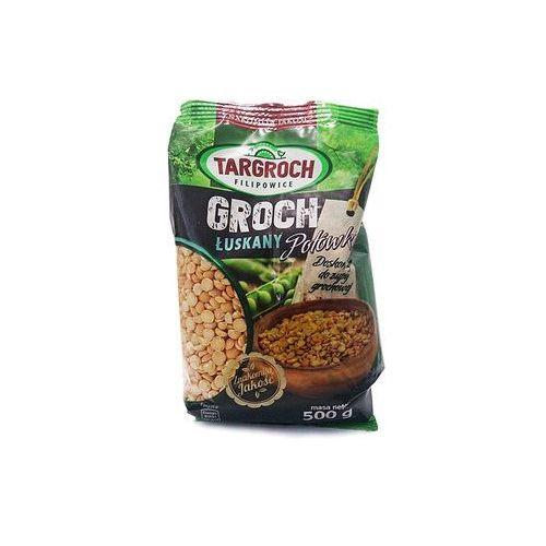 Tar-groch-fil sp. j. Groch łuszczony połówki łuskane 500g targroch