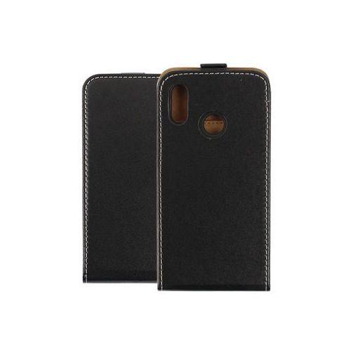 Huawei P20 Lite - etui na telefon Forcell Slim Flexi - czarny