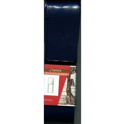 Antra Etui na długopisy secesja granat (5904210050587)