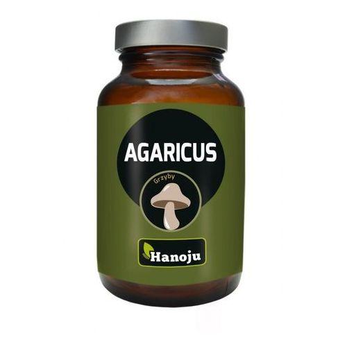 Tabletki Grzyb Agaricus ekstrakt 400 mg (90 tabl.) Hanoju