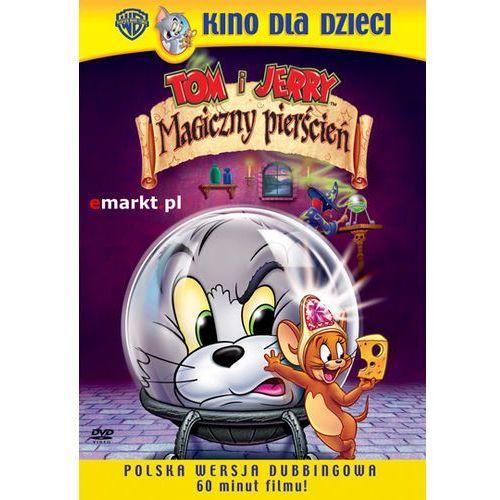 Film GALAPAGOS Tom i Jerry: Magiczny Pierścień