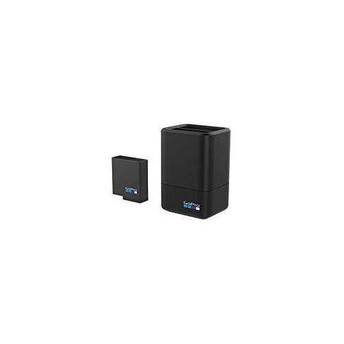 GoPro Dual ładowarka z akumulatora do hero5 Czarny, AADBD-001-EU