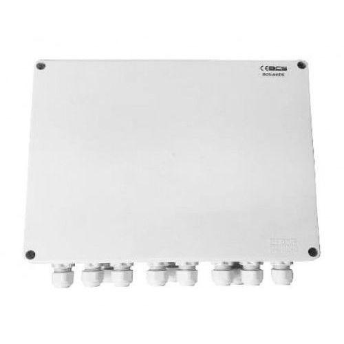 BCS-IP8Gb/Z/E-S Switch PoE 8 portowy BCS, BCS-IP8Gb/Z/E-S