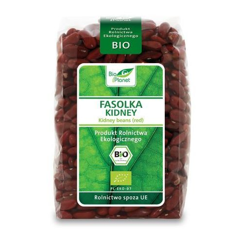Bio planet : fasolka kidney bio - 400 g