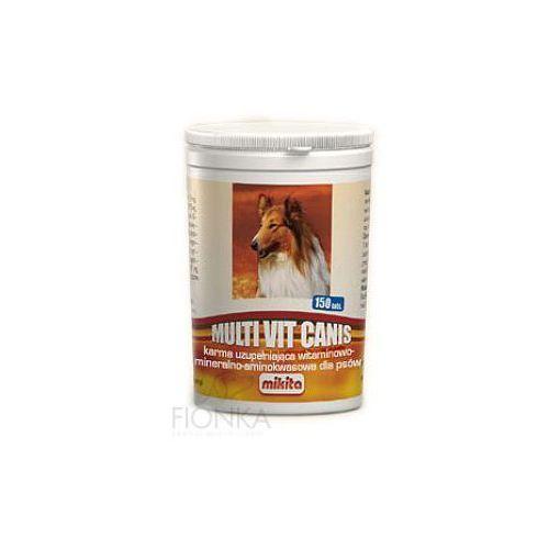 Mikita multi vit canis preparat witaminowy dla psów