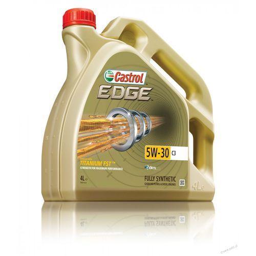 Olej Castrol Edge Titanium FST C3 5W30 4 litry