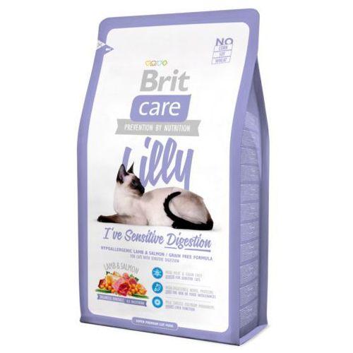 Brit Care Cat Lilly I´ve Sensitive Digestion 2kg - 2000, KBRI020