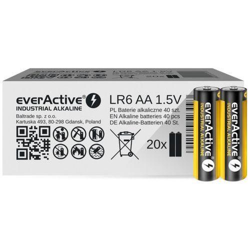 Everactive Bateria industrial alkaline lr6/aa (40 szt.)